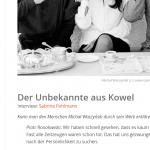 Interview: Der Prinz und der Dybbuk im Sissymag
